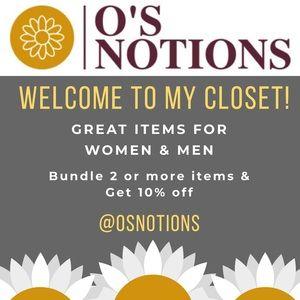 Closet for Women and Men!